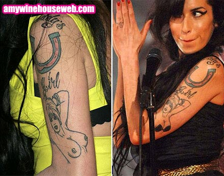 Download image Tatuajes De Amy Winehouse PC, Android, iPhone and iPad